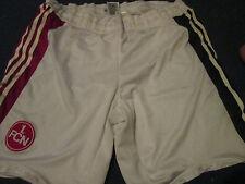 "2007-2008 FC Nurnberg Home Football Shorts 38"" waist /bi"