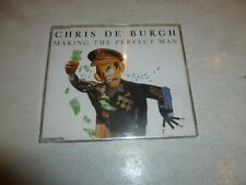 CHRIS DE BURGH - Making The Perfect Man - Deleted 1992 UK 3-track CD single