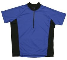 BDI Youth Cycling Jersey Blue