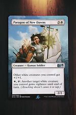 Paragon of New Dawns *MTG Magic the Gathering Hand Painted Altered Art* by Erich
