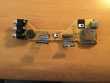 Panasonic DMP-BDT320 VEP73205 USB SD Memory Card Board