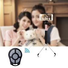 Kabellos Selfie Bluetooth Selbstauslöser Fernbedienung For IOS & Android Handy
