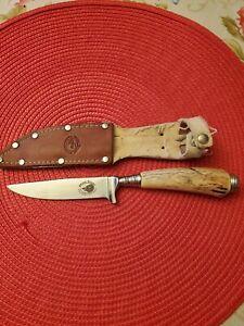 Wild Boar , Solingen Germany , Fixed Blade Knife