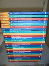 Opera Completa 26 Books The Recipes Of Masterchef Italy Journal Barbers Cracco