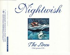 NIGHTWISH The Siren 2005 German 1-trk promo CD