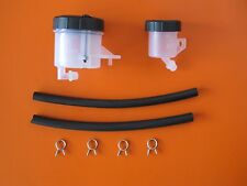 DUCATI 750SS/900SS/MONSTER/HYPERMOTARD  BRAKE/CLUTCH RESERVOIR/HOSE/CLIPS KIT