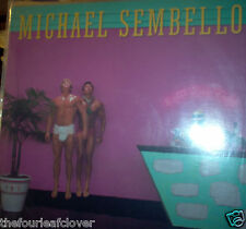 Michael Sembello Bossa Nova Hotel 1983 LP