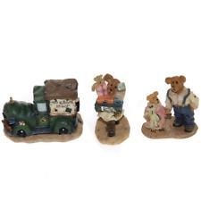 Boyds Town Ted E. Bear Shop 2000 The Boyds Collections 19501-1 Bearcedes Junior