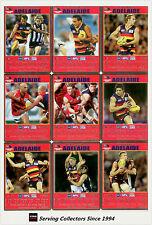 2008 AFL Teamcoach Trading Card Prize Team Set Adelaide (11)