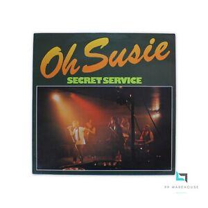 Secret Service - Oh Susie - Vinyl LP Schallplatte
