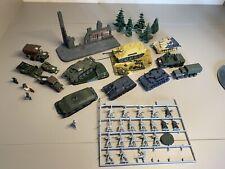 Revell Modellbau Konvolut Sammlung 1:72 2. Weltkrieg Panzer Figuren