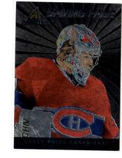 Carey Price     Saving Face  insert card #11