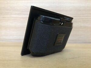 Near Mint Horseman10exp / 120 Roll Film Back Holder 6x7 For 4x5 Camera From JP