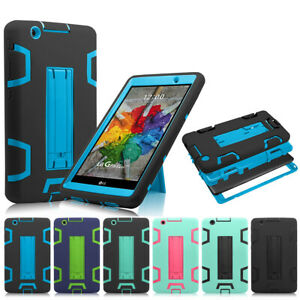 Heavy Duty Protective Rugged Cover Case for LG G Pad III 3 8.0 / LG Gpad X 8.0