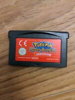 Pokémon Mystery Dungeon Red Rescue Team GBA Gameboy Advance Game Genuine Cart