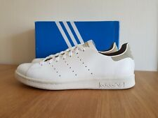 Adidas Originals Mens Stan Smith Decon Shoes Leather White S75281 UK 10.5