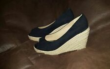 Wedge Peep Toes Extra Wide (EEE) Heels for Women