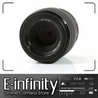 NEW Sony FE 50mm f/1.8 Lens for E-Mount SEL50F18F
