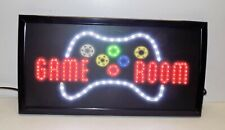 """Rare Game Room Bar Beer Neon Sign 19""""x10"""""""