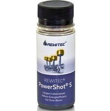 €33.-/100ml Neu PowerShot S REWITEC Motorverschleißschutz Grund & Nachbehandlung