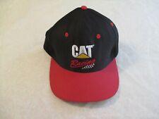 Cat Caterpillar racing licensed hat cap snapback one size NEW