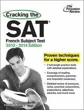 Cracking the SAT French Subject Test, 2013-2014 Edition (College Test