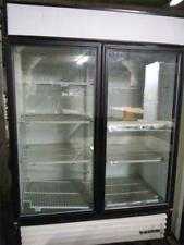 2 Door Cooler Reach In Glass Door Refrigerator Commerical Refrigeration True