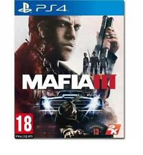 Mafia III 3 (PS4) Excelente Estado - 1st Class Delivery