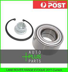 Fits LAND ROVER RANGE ROVER EVOQUE 2011-Current - Wheel Bearing (51X96X50) Kit