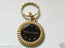 Chevrolet Suburban Keychain Metal Key Fob (#1022)