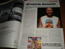 L'Espresso.Jovanotti,Russell Crowe,Zaha Hadid,Francesco Clemente,iii