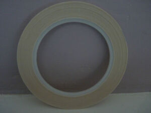 2 rolls  DOUBLE SIDED STICKY ADHESIVE TAPE 33M X 3mm ultra thin for card making