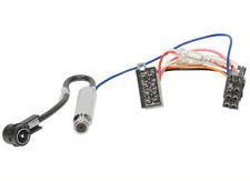 Audi VW Radio ISO Stecker Radio Adapter / Radioadapter Phantomeinspeisung 50Ohm