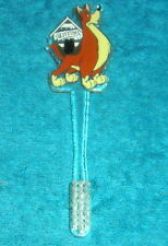 "Warner Brothers Studio Store Animaniacs Mindy & Buttons 5"" Plastic Toothbrush"