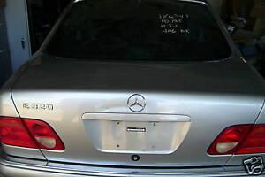 Mercedes W210 1998-2002 E CLASS E55 E320 E430 E420 TRUNK LID GATE DOOR