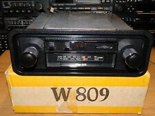 BOXED Wien W809 Vintage 60s 8 Track AM Radio MP3 Warranty for American Classics