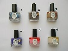 Ciate mini 5ml Nail Polish - 6 different colours; great fashion - buyer's choice