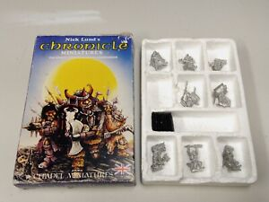 Mighty Ugezod's Death Commandos Chronicle Nick Lund Citadel Speciality Set Metal