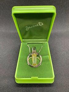Janine D. Parfumkette RARITÄT Sammlerstück