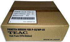 TEAC P-55 =TRANSFER= Ribbon 2-Pak Set (#19610050-32)