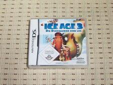 Ice Age 3 Die Dinosaurier sind los für Nintendo DS, DS Lite, DSi XL, 3DS