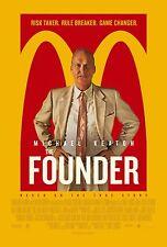 THE FOUNDER MANIFESTO MICHAEL KEATON RAY KROC LINDA CARDELLINI MCDONALD'S