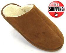Pantofole da uomo senza marca marrone
