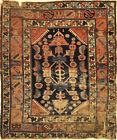 Antique Proto Kurdish Early Rug