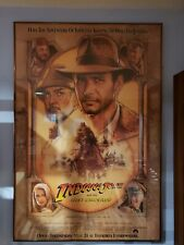 Indiana Jones And The Last Crusade - Framed Movie Poster (Regular Style)