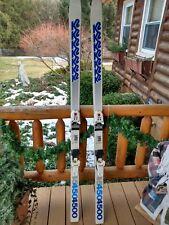 New listing Vintage K2 4500 Downhill Skis Marker Bindings M36 175 Cm Scott Poles