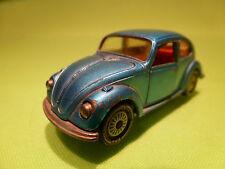 SIKU 1022 VW VOLKSWAGEN KAFER BEETLE  1:60? - BLUE - RARE SELTEN - GOOD