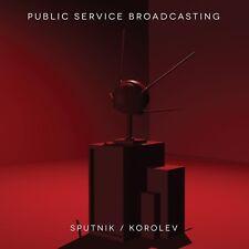 PUBLIC SERVICE BROADCASTING - SPUTNIK/KOROLEV EP  CD NEW+