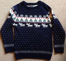 Wool Blend NEXT Jumpers & Cardigans (2-16 Years) for Boys