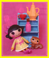 LALALOOSPY MINI SNOWY FAIREST GOOD CONDITION COMPLETE w extra accessory
